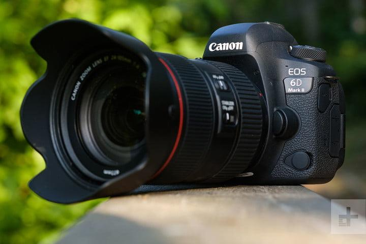 Amazon drops $700 discount on the Canon EOS 6D Mark II DSLR