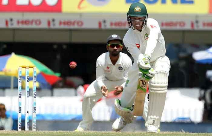Handscomb, Marsh help Australia draw 3rd Test vs India
