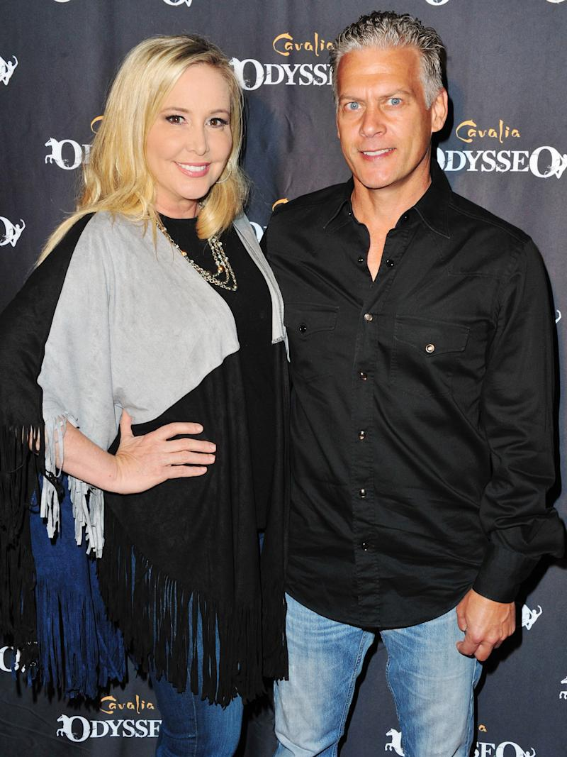 Shannon Beador Claims Estranged Husband David Thinks She's 'Not Worthy' of His Last Name