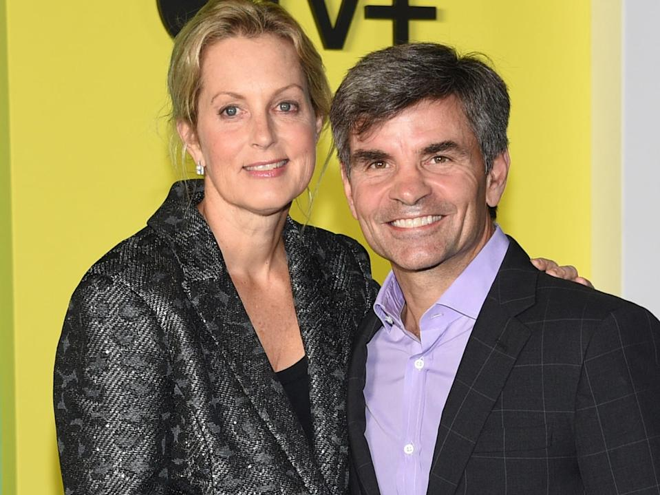 Ali Wentworth and George Stephanopoulos both tested positive for COVID-19.