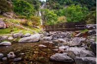 "<p>This four-mile ramble through charming woodland offers ample opportunities for paddling, all within the breathtaking Coedydd Aber Nature Reserve.</p><p>Though all four seasons boast their own rambler's rewards, winter is arguably the best time to visit as the waterfalls are at their fullest (falling 120 feet) and the rapids are more mesmerising than ever. </p><p>You won't be the only one traversing the rugged reserve either - look up to spot birds of prey soaring and keep an eye out for wild ponies as you follow the North Wales Path.</p><p><a class=""link rapid-noclick-resp"" href=""https://www.walkupsnowdon.co.uk/snowdonia-walks/easy-walks-in-snowdonia-aber-falls/"" rel=""nofollow noopener"" target=""_blank"" data-ylk=""slk:MORE INFO"">MORE INFO</a> </p><p><strong>Where to stay: </strong>With a 9.9 rating out of 10 from previous guests on Booking.com, the <a href=""https://go.redirectingat.com?id=127X1599956&url=https%3A%2F%2Fwww.booking.com%2Fhotel%2Fgb%2Fmin-y-don-guest-house.en-gb.html%3Faid%3D2070936%26label%3Dbest-walks-uk&sref=https%3A%2F%2Fwww.prima.co.uk%2Ftravel%2Fg34962099%2Fbest-walks-in-uk%2F"" rel=""nofollow noopener"" target=""_blank"" data-ylk=""slk:Min y Don Guest House"" class=""link rapid-noclick-resp"">Min y Don Guest House</a> in Llanfairfechan offers charming service, sea views and a garden and terrace area for relaxing post-walk. </p><p><a class=""link rapid-noclick-resp"" href=""https://go.redirectingat.com?id=127X1599956&url=https%3A%2F%2Fwww.booking.com%2Fhotel%2Fgb%2Fmin-y-don-guest-house.en-gb.html%3Faid%3D2070936%26label%3Dbest-walks-uk&sref=https%3A%2F%2Fwww.prima.co.uk%2Ftravel%2Fg34962099%2Fbest-walks-in-uk%2F"" rel=""nofollow noopener"" target=""_blank"" data-ylk=""slk:CHECK AVAILABILITY"">CHECK AVAILABILITY</a></p>"