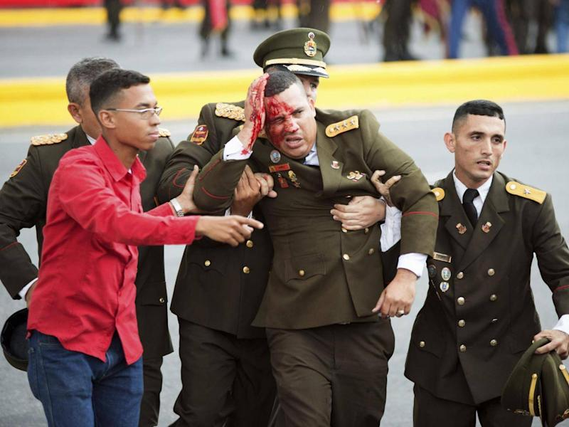 Nicolás Maduro assassination attempt: Venezula president says drone attack was 'far-right' plot to kill him