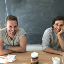 "<p>The engaged actress showed just how well her family unit is working these days, as she posted this shot with her husband-to-be, Brad Falchuk, right, and her ex-husband and father of her two children, Chris Martin, smiling and sharing a meal together. ""Sunday brunch #modernfamily,"" she captioned the pic. Modern family, indeed. (Photo: <a rel=""nofollow noopener"" href=""https://www.instagram.com/p/Bb-QUs5HlLC/?taken-by=gwynethpaltrow"" target=""_blank"" data-ylk=""slk:Gwyneth Paltrow via Instagram"" class=""link rapid-noclick-resp"">Gwyneth Paltrow via Instagram</a>)<br><br></p>"