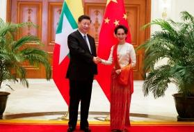 China and Myanmar ink 33 deals