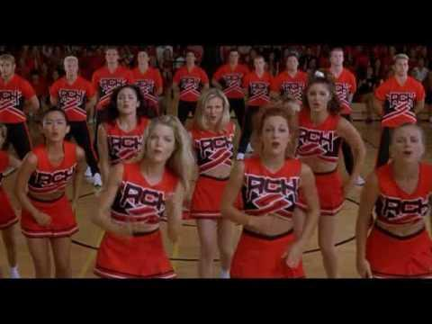 """<p>Many of us can still recite the opening cheer from <em>Bring it On </em>by heart, and the movie combined the fascinating world of cheerleading with the darker world of theft and erasure of Black cheerleaders. Welcome to the cheer-ocracy - TA.</p><p><a href=""""https://www.youtube.com/watch?v=mG_PZdEZBzk"""" rel=""""nofollow noopener"""" target=""""_blank"""" data-ylk=""""slk:See the original post on Youtube"""" class=""""link rapid-noclick-resp"""">See the original post on Youtube</a></p>"""
