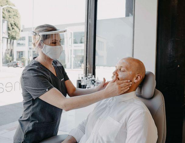 Dermalogica locations will have new protocols for skin therapists amid COVID-19. (Dermalogica)