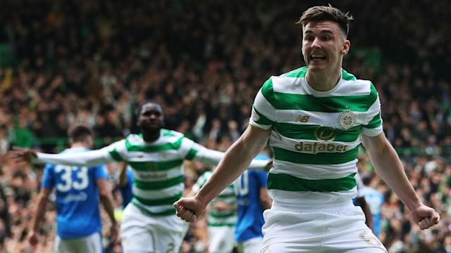 The 20-year-old's exploits for the Scottish champions have caught the attention of teams in the English top flight, but he is not planning to leave