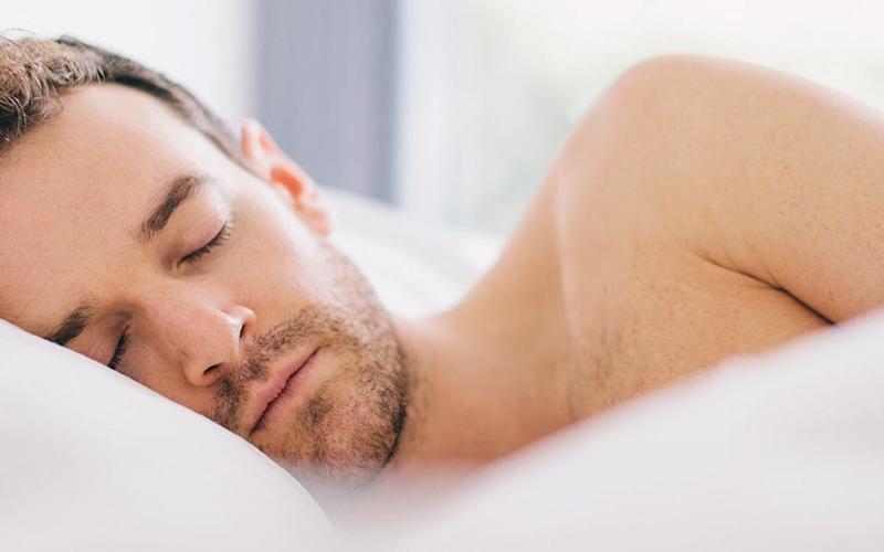 Sleeping with the window open could help people burn more fat - Credit: Kevin C Moore