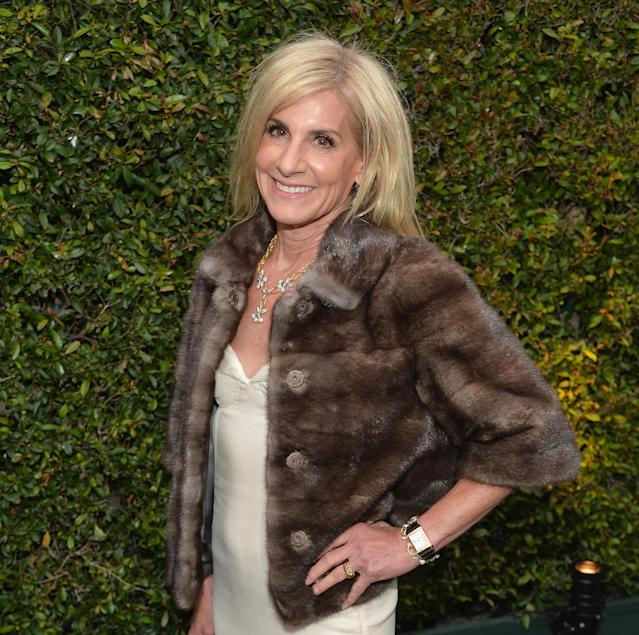 Businesswoman Jamie McCourt at a recent art museum gala in Los Angeles. (Photo: Stefanie Keenan/Getty Images for MOCA)