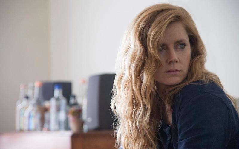 Amy Adams stars in theeight-part adaptationof Gillian Flynn's novel - ©2018 Home Box Office, Inc. All rights reserved. HBO® and all related programs are the propert