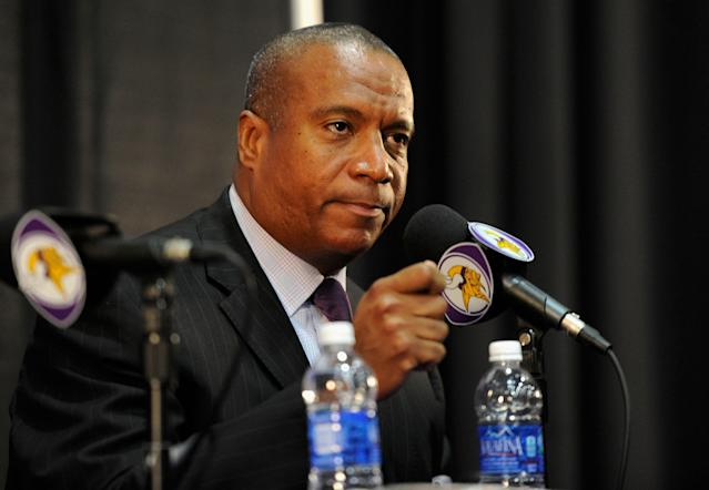 Kevin Warren is expected to become the next commissioner of the Big Ten. (Photo by Hannah Foslien/Getty Images)
