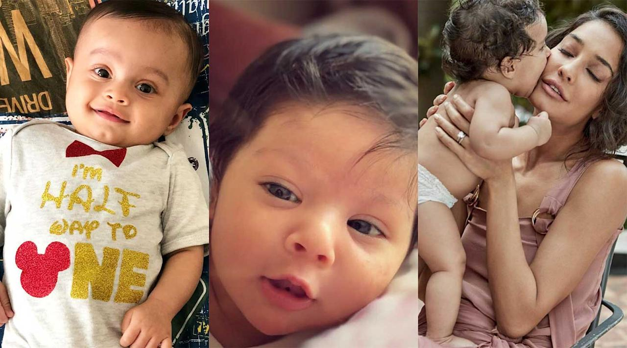 <p>If 2016 was the year of celebrity weddings, 2017 was indeed the year of the celebrity baby. Several TV stars, Sportspersons and Bollywood A-listers welcomed their little ones into the world this year. </p>