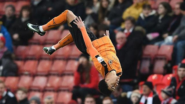 <p>At night, Liverpool's back line may still find themselves waking in fright, haunted by the image of a young Portuguese man haring towards them, clad in orange and black. </p> <br><p>He may not have scored, but Wolves' Helder Costa won their fourth round tie against Liverpool almost single-handedly. His wicked free kick after only a minute allowed Richard Stearman to give Wolves the lead, before leading the charge in a storming counter attack, to slip Andi Weimann through to score the second. </p> <br><p>This performance alone prompted Wolves to shell out £13m to make the winger's loan move from Benfica a permanent one. That's a huge amount to spend on such a young player, particularly for a Championship club that won't be challenging for a playoff spot this season. </p> <br><p>Clearly the club thinks the world of him, and provided he keeps performing like he did at Anfield, many others may soon replicate that opinion of him. </p>