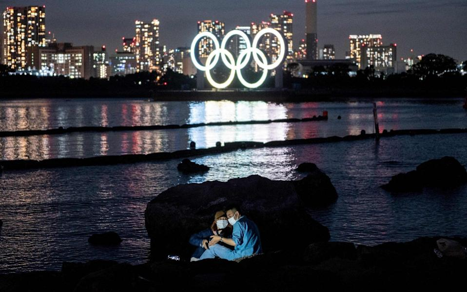 Plans still underway for Olympics - PHILIP FONG/AFP
