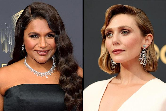 The Best Beauty Looks at the 2021 Emmy Awards