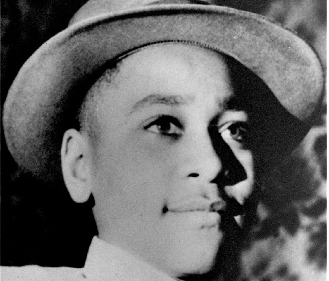 Emmett Till Mississippi civil rights memorial vandalised for second time in two months