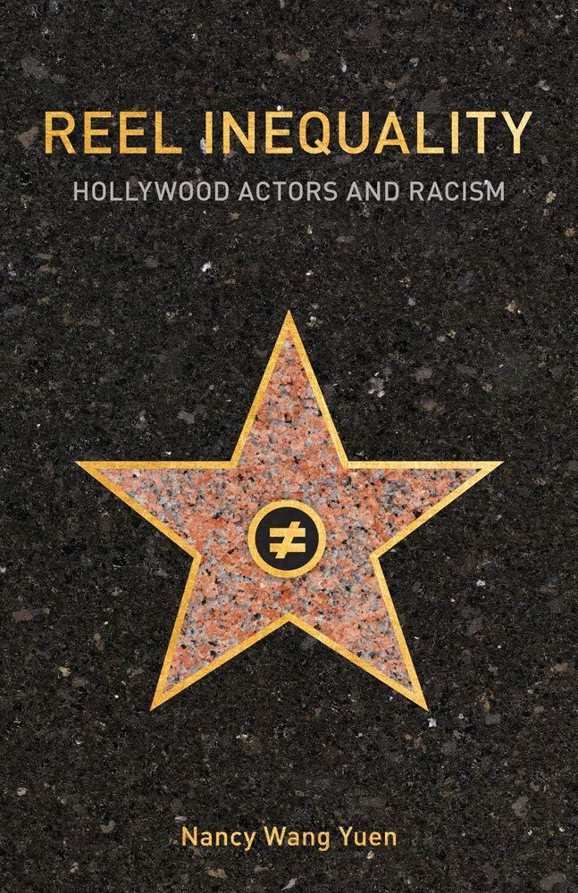 The cover of Reel Inequality, featuring a Hollywood Walk of Fame star.