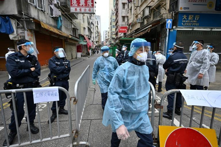 Despite being one of the most densely packed cities in the world, Hong Kong has kept infections low thanks to some of the most stringent quarantine measures in the world