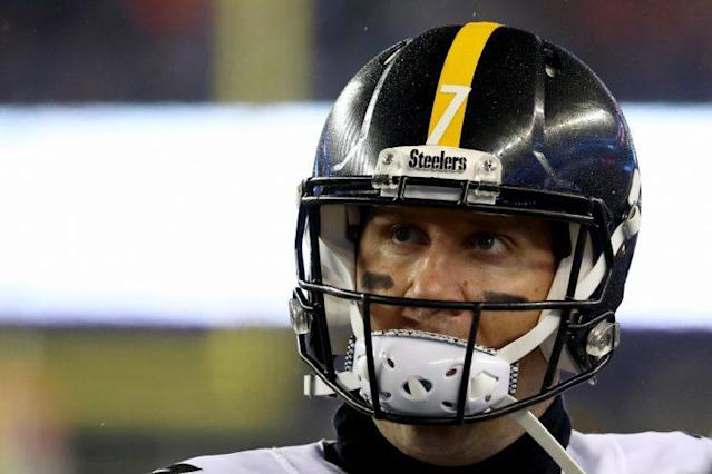 Ben Roethlisberger has started 183 regular-season games for the Steelers. (Getty Images)