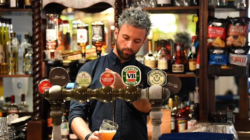 Victorian pubs could start a campaign against continued coronavirus restrictions