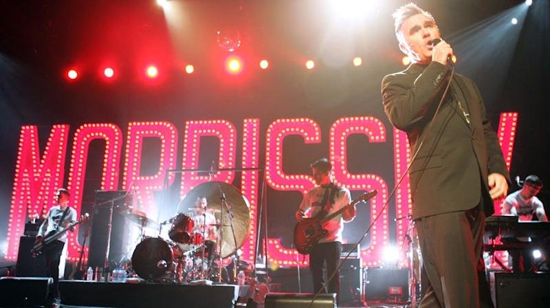 Morrissey Postpones More Shows Due to Keyboardist's Illness