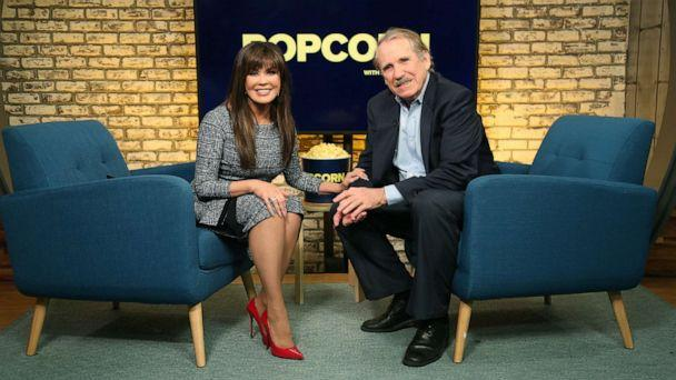 PHOTO: Marie Osmond appears on 'Popcorn with Peter Travers' at ABC News studios, September 16, 2019, in New York City. (Emilie Richardson/ABC News)