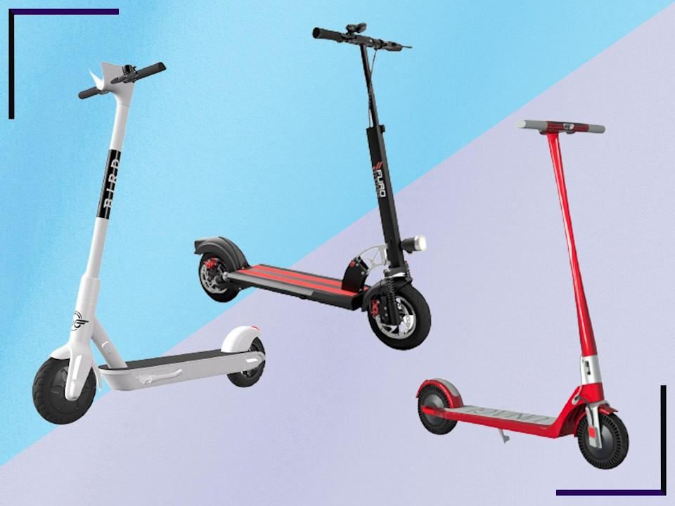 <p>Fast, fun and way more versatile than an electric bike, these scooters are becoming the preferred way to travel</p> (The Independent)