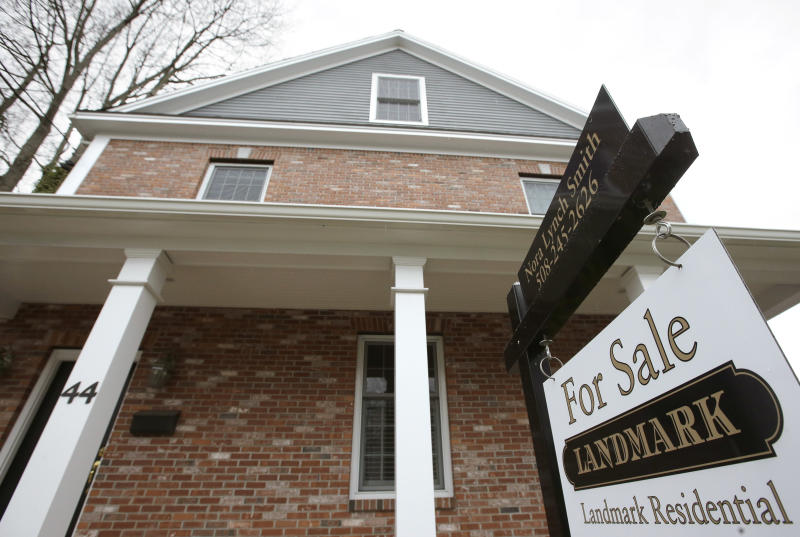 US home prices for April rise slower than expected