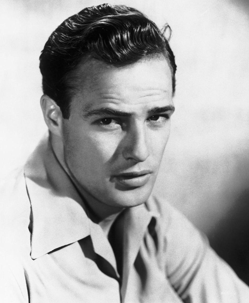 <p>After first working on Broadway, Marlon Brando left the theater behind and began to pursue a career in film. In 1951, he earned critical acclaim and an Oscar nomination for his role as Stanley Kowalski in <em>A Streetcar Named Desire</em>.</p>