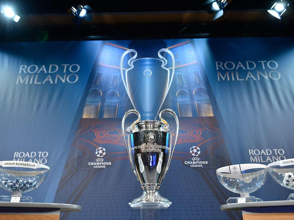 Everything you need to know about the draw for the next stage of Europe's elite competition