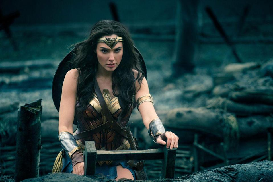 Wonder Woman was snubbed too (Warner Bros.)