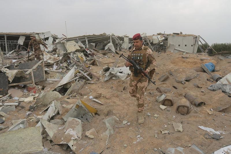 How the U.S. Can Stop the Surge of Deadly Rocket Attacks in Iraq