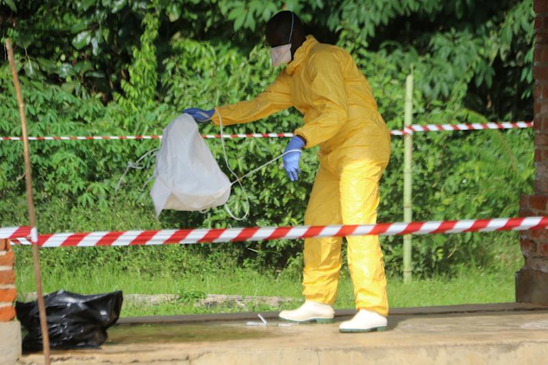 Ebola Vaccinations Begin in Congo Town of Bikoro Where Outbreak Was First Declared