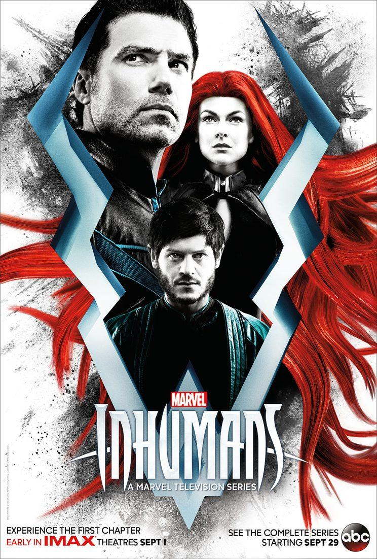 Marvel's Inhumans. (Credit: ABC)
