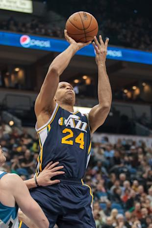 Richard Jefferson gets another shot at being on a winner. (Brad Rempel-USA TODAY Sports)