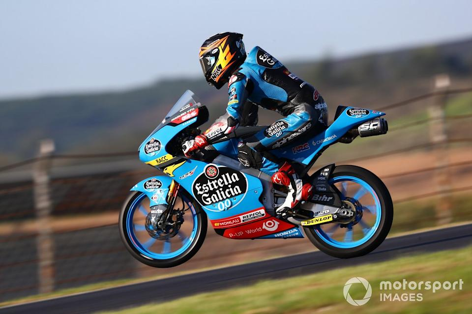 "Ryusei Yamanaka, Estrella Galicia 0,0<span class=""copyright"">Gold and Goose / Motorsport Images</span>"