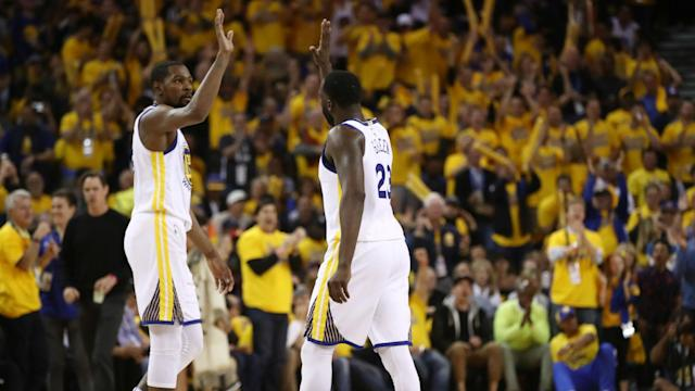 While it is perfectly acceptable to appreciate the wonder that is Warriors basketball, it is also reasonable to bemoan the inevitability of Golden State winning another NBA title.