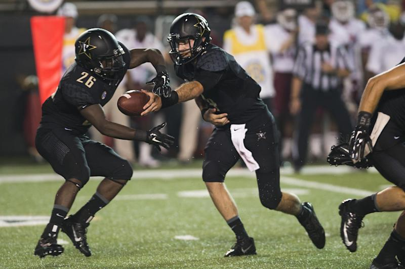 SEC says Vandy can't wear 'Anchor Down' jerseys