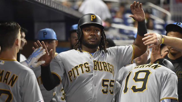 Pirates Rally In Seventh Inning, Beat Marlins 5-4