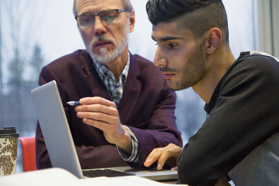 <p>Always liked mentoring and guiding people? Then this will likely be a highly rewarding position. At $22.45 an hour, the pay is pretty good, too. (Getty) </p>