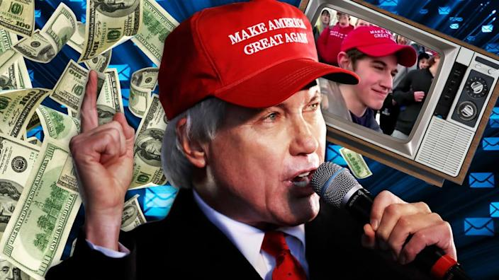 Photo Illustration by The Daily Beast / Photos Getty