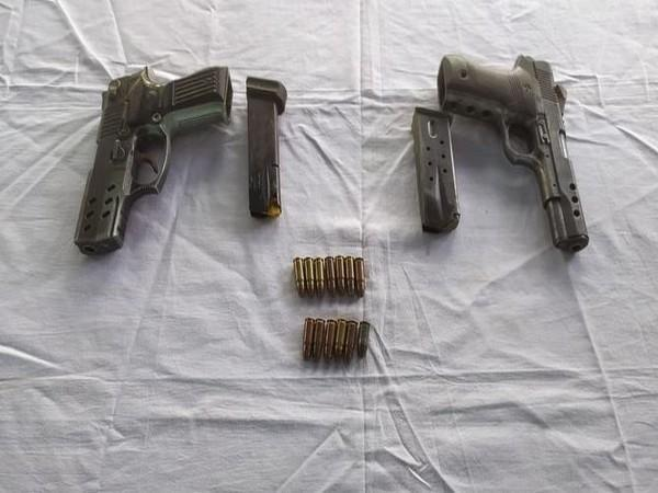 Seized items by BSF Punjab Frontier.