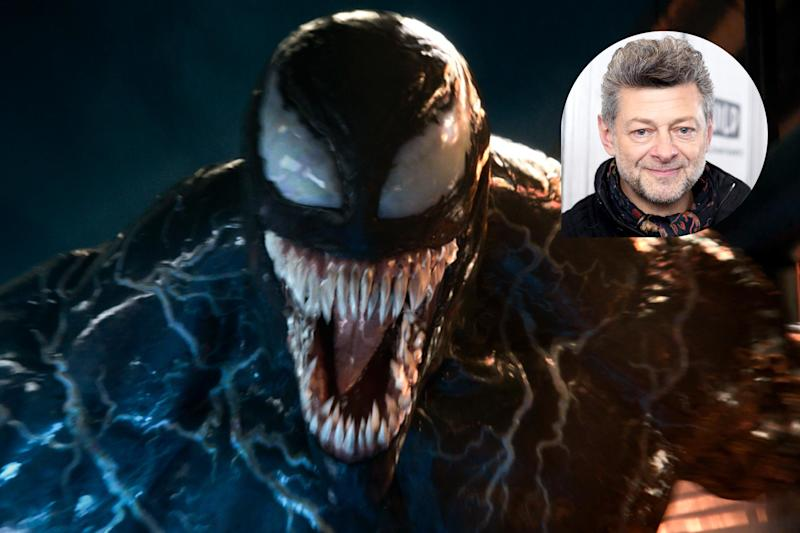 Andy Serkis to Direct Tom Hardy in 'Venom 2′