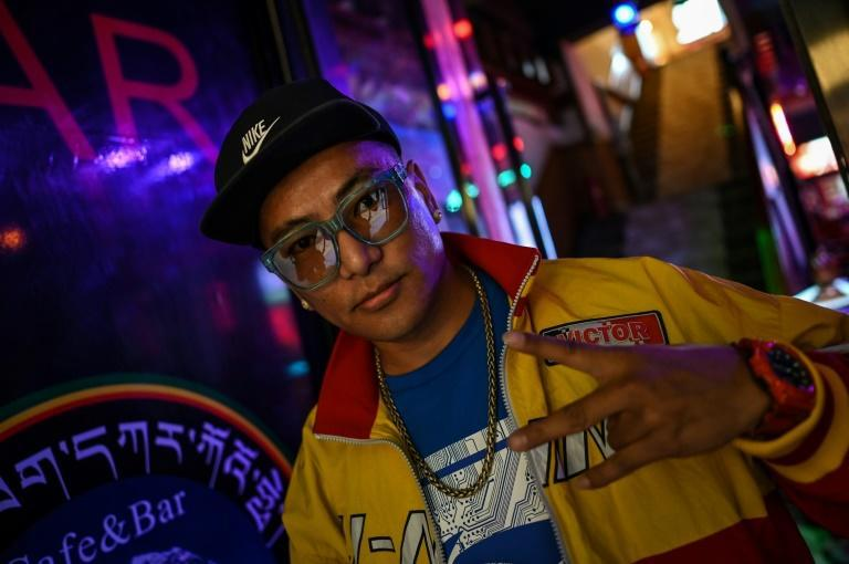 The 'Godfather' of Tibetan rap, MC Tenzin discovered the art form listening to Eminem and 50 Cent