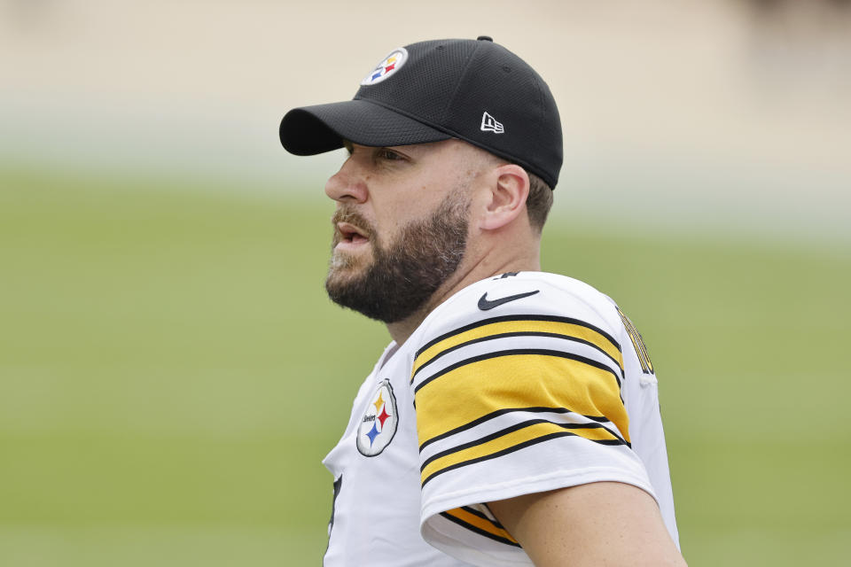 Ben Roethlisberger will have to learn a vastly different offense for the Pittsburgh Steelers this season. (Photo by Michael Reaves/Getty Images)