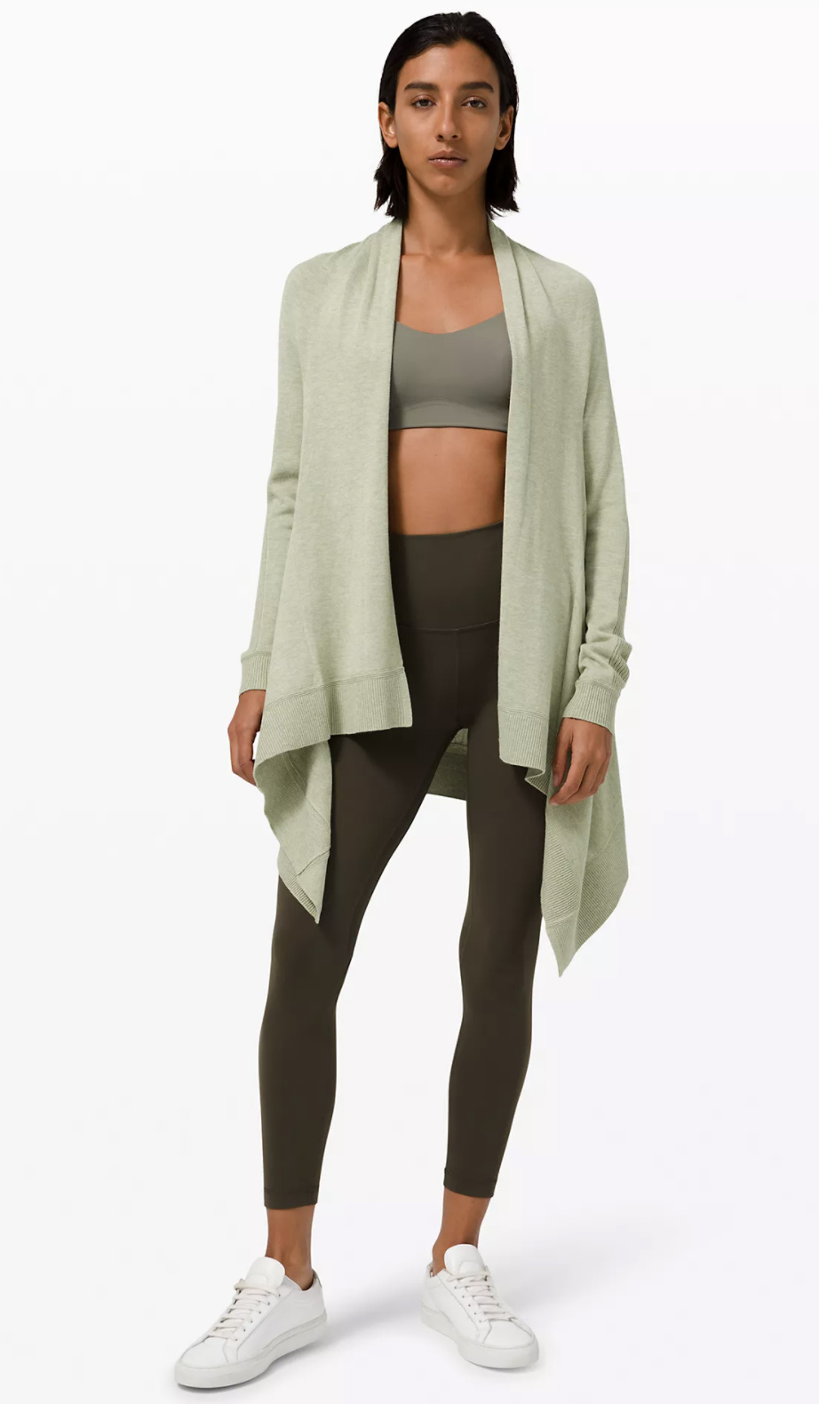 Cashlu Knit Wrap - Lululemon, $109 (Originally $158)