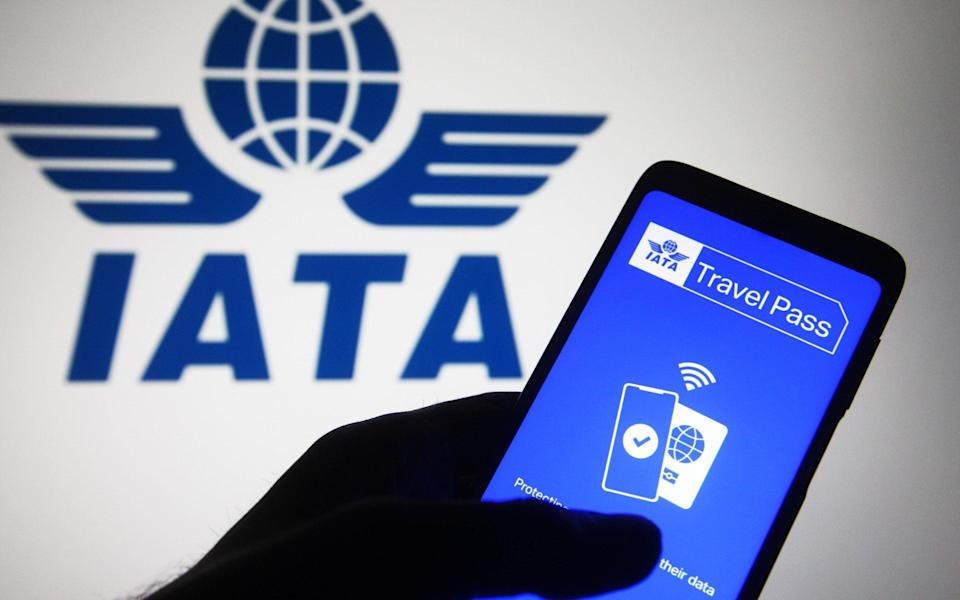 Iata has produced its own Travel Pass - PA