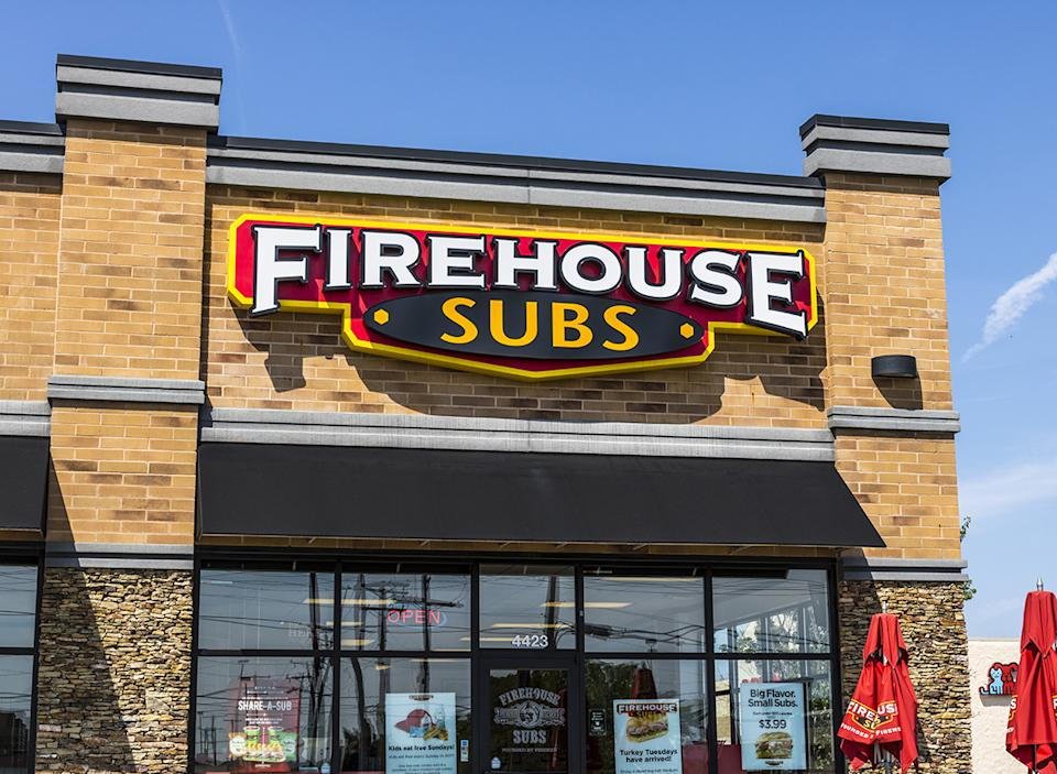 firehouse subs storefront