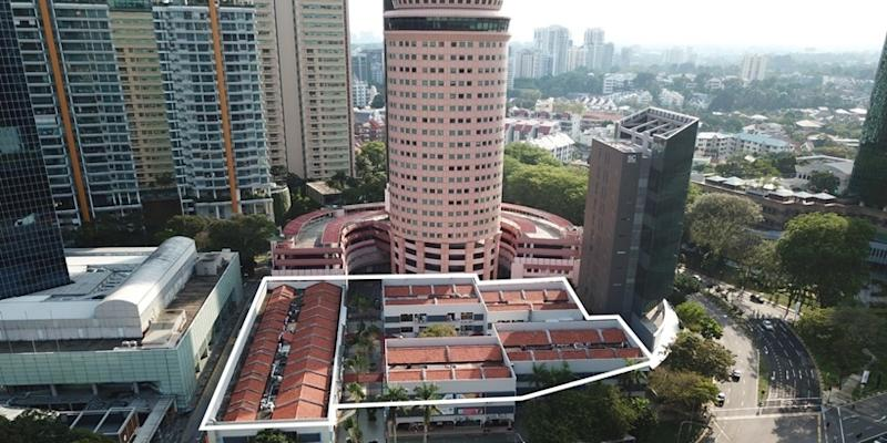 <p><img/></p>Goldhill Shopping Centre in Novena has been put up for en bloc sale with a reserve price of $425 million – making it this year's first...