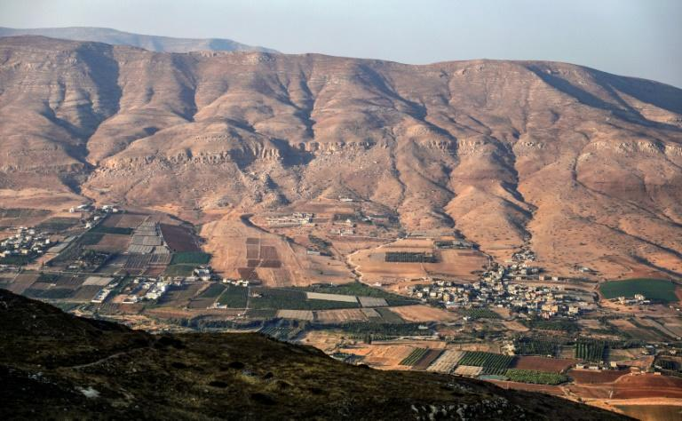 Netanyahu pledged last week to annex the Jordan Valley, which amounts to one-third of the West Bank, if he wins Tuesday's elections (AFP Photo/Jaafar ASHTIYEH)
